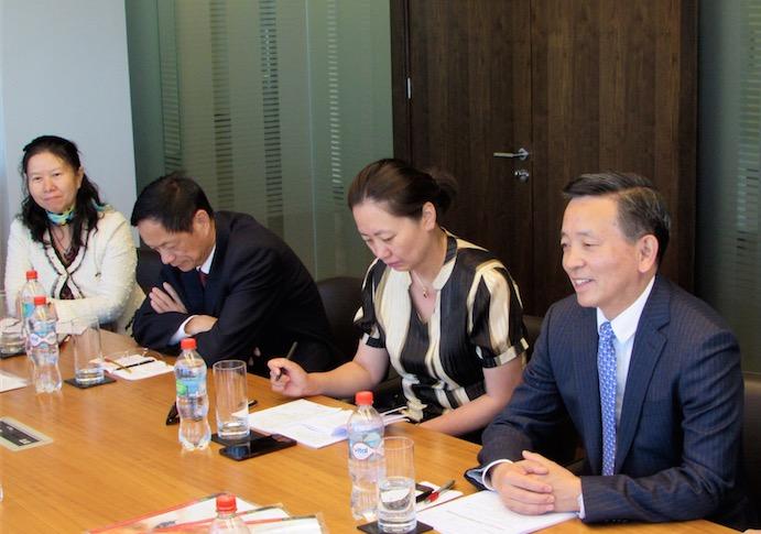 Delegación Guizhou